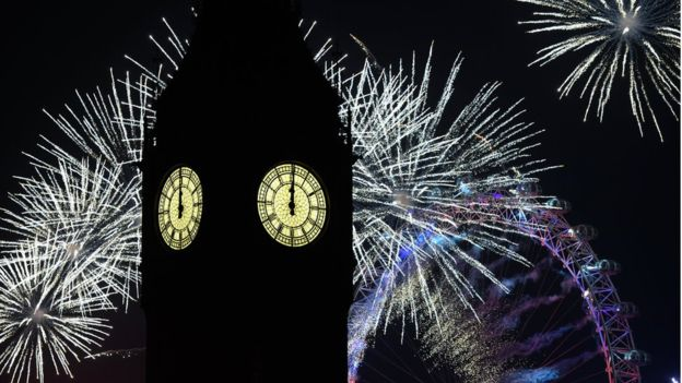 New Year celebrations: Global festivities welcome 2017
